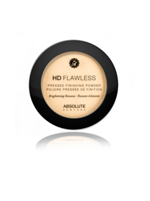 HD Flawless Pressed Finishing Powder – Brightening Banana