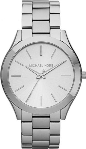 Michael Kors – MK3178 Silver case, with Silver Bracelet