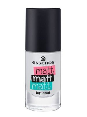 Essence Matt Matt Matt Top Coat 37 Matt To Meet You