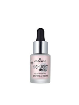 Essence Highlight Drops Liquid Illuminator 20 Rosy Aura