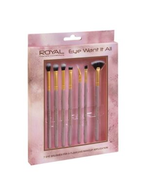 Royal Cosmetic Connections Eye Want It All Brush Set